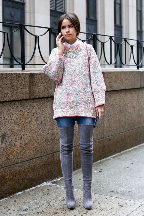 Clothing, Sleeve, Denim, Jeans, Textile, Outerwear, Boot, Style, Street fashion, Jacket,