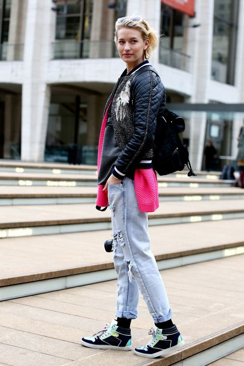 Clothing, Footwear, Bag, Outerwear, Jacket, Style, Street fashion, Luggage and bags, Fashion, Travel,