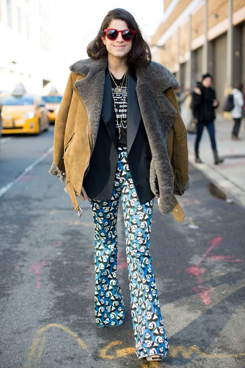 Clothing, Eyewear, Vision care, Trousers, Textile, Sunglasses, Outerwear, Coat, Street fashion, Style,