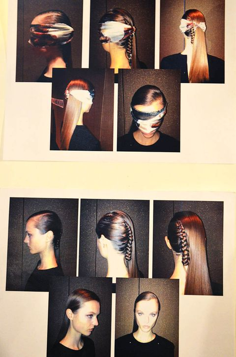 Hairstyle, Style, Fashion, Art, Collection, Illustration, Makeover, Painting, Collage,
