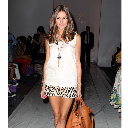 Clothing, Brown, Shoulder, Joint, Outerwear, Bag, Fashion accessory, Style, Dress, Fashion show,