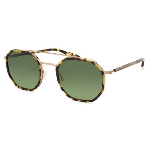 Eyewear, Sunglasses, Glasses, Personal protective equipment, Green, aviator sunglass, Goggles, Vision care, Yellow, Transparent material,