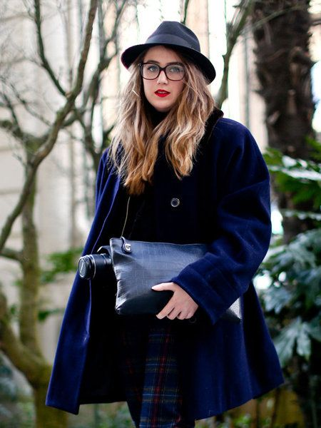 Clothing, Glasses, Sleeve, Collar, Coat, Textile, Outerwear, Hat, Pattern, Style,