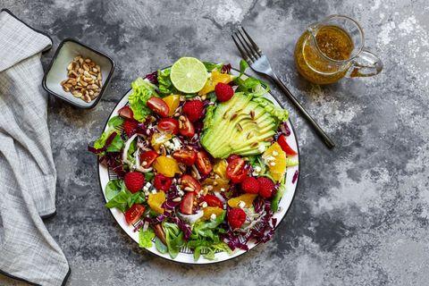 Food, Tableware, Produce, Serveware, Cuisine, Dishware, Vegetable, Ingredient, Meal, Plate,