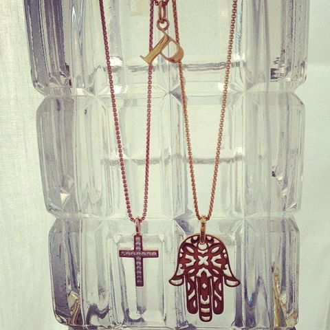 Jewellery, Symbol, Chain, Cross, Natural material, Body jewelry, Pendant, Necklace, Religious item, Silver,