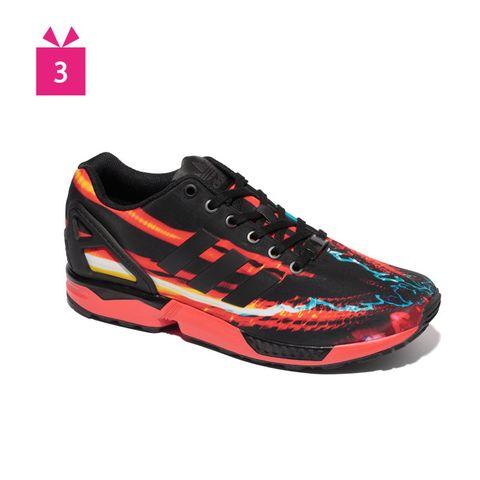 Product, Shoe, Red, Sportswear, White, Athletic shoe, Carmine, Logo, Pattern, Fashion,