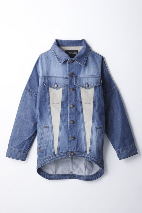 Clothing, Blue, Product, Collar, Sleeve, Textile, Outerwear, White, Dress shirt, Pattern,