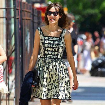 Clothing, Eyewear, Vision care, Sunglasses, Human leg, Shoulder, Joint, Dress, Bag, Fashion accessory,
