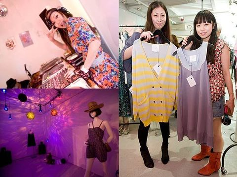 Sleeve, Collar, Style, Purple, Pattern, Dress, Fashion, Street fashion, Violet, Lavender,