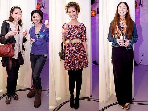 Sleeve, Purple, Style, Violet, Fashion accessory, Fashion, Bag, Waist, Denim, Street fashion,