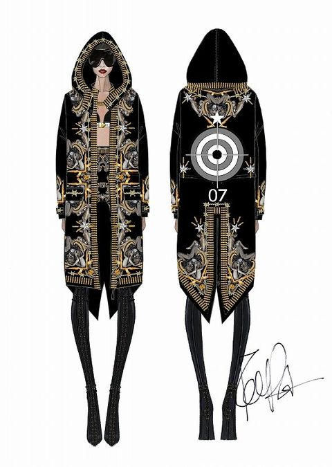 Black, Pattern, Natural material, Fur, Silver, Body jewelry, Drawing, Earrings,