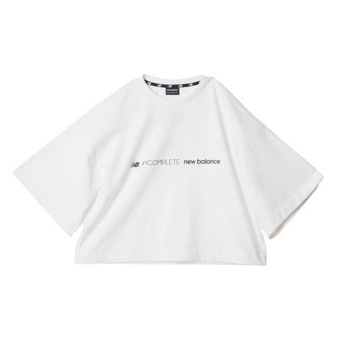 Product, Sleeve, Collar, Sportswear, White, T-shirt, Logo, Baby & toddler clothing, Active shirt, Brand,