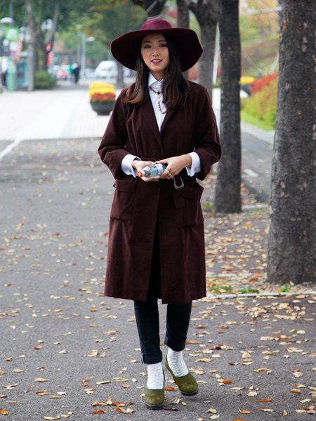 Clothing, Footwear, Hat, Sleeve, Textile, Shoe, Outerwear, Bag, Style, Fashion accessory,