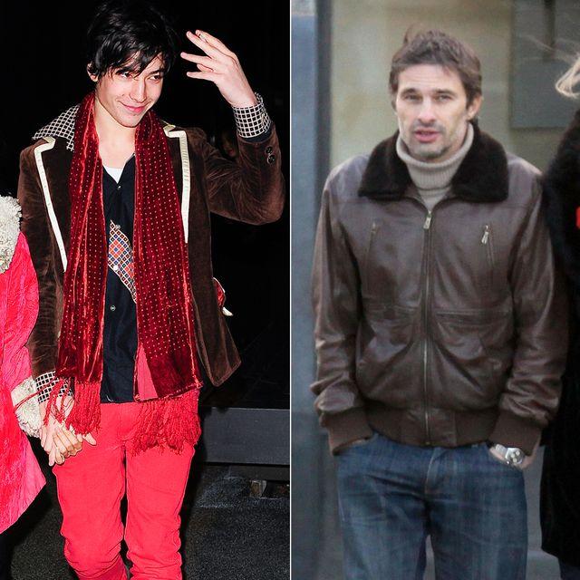 Jacket, Textile, Outerwear, Denim, Coat, Sunglasses, Collar, Fashion accessory, Winter, Fashion,