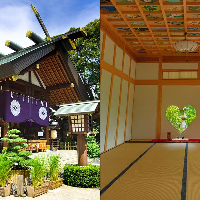 Ceiling, Real estate, Hall, Design, Shade, Garden, Light fixture, Symmetry, Yard, Daylighting,