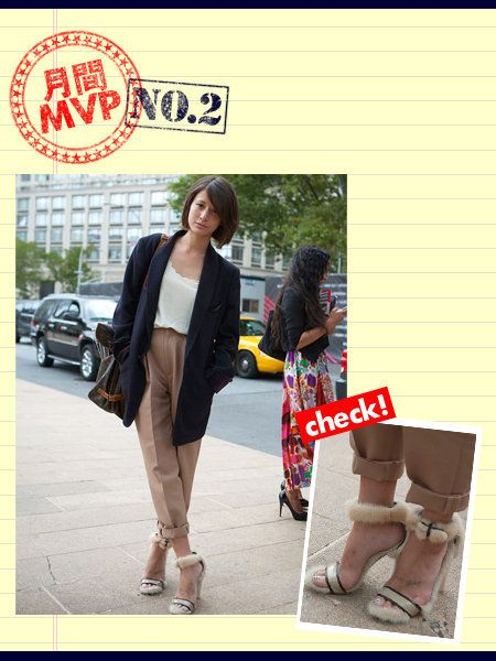 Clothing, Brown, Outerwear, Coat, Style, Street fashion, Bag, Fashion accessory, Logo, Boot,