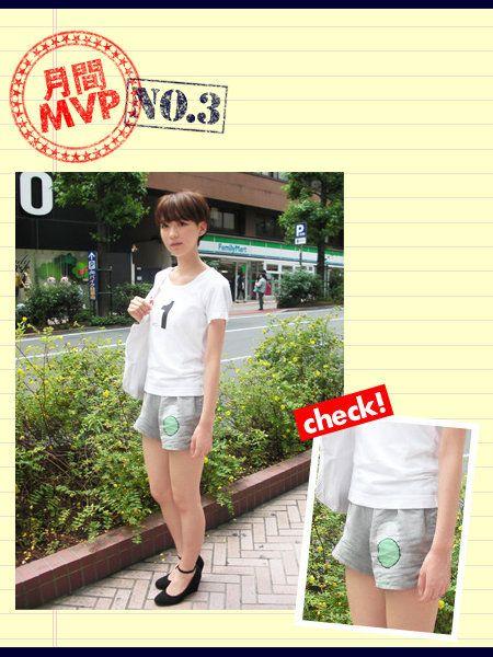 Clothing, Human leg, Summer, Shorts, Logo, Thigh, Denim, Street fashion, Waist, Signage,