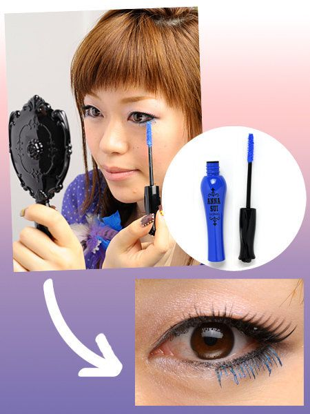 Blue, Brown, Hairstyle, Eye, Eyelash, Eyebrow, Purple, Style, Violet, Iris,
