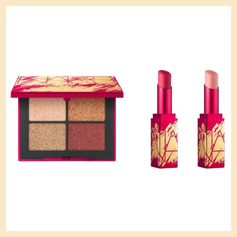 Red, Pink, Magenta, Lipstick, Peach, Maroon, Tints and shades, Rectangle, Cosmetics, Cylinder,