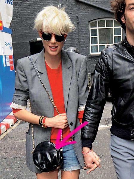 Clothing, Eyewear, Vision care, Coat, Trousers, Sunglasses, Textile, Outerwear, Jacket, Bag,