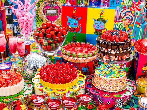 Birthday party, Sweetness, Food, Confectionery, Fruit, Snack, Dessert,