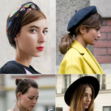 Nose, Hairstyle, Chin, Fashion accessory, Style, Hat, Headgear, Costume accessory, Beauty, Youth,