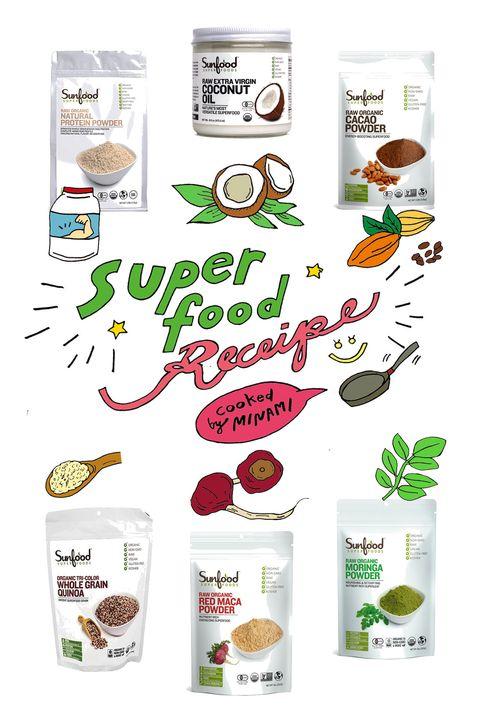 Ingredient, Recipe, Poster, Dessert, Illustration, Produce, Natural foods, Snack, Strawberries, Food group,