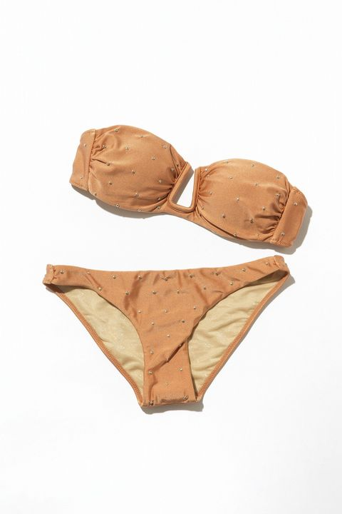 Brown, Product, Undergarment, Tan, Khaki, Brassiere, Liver, Beige, Fawn, Swimsuit bottom,