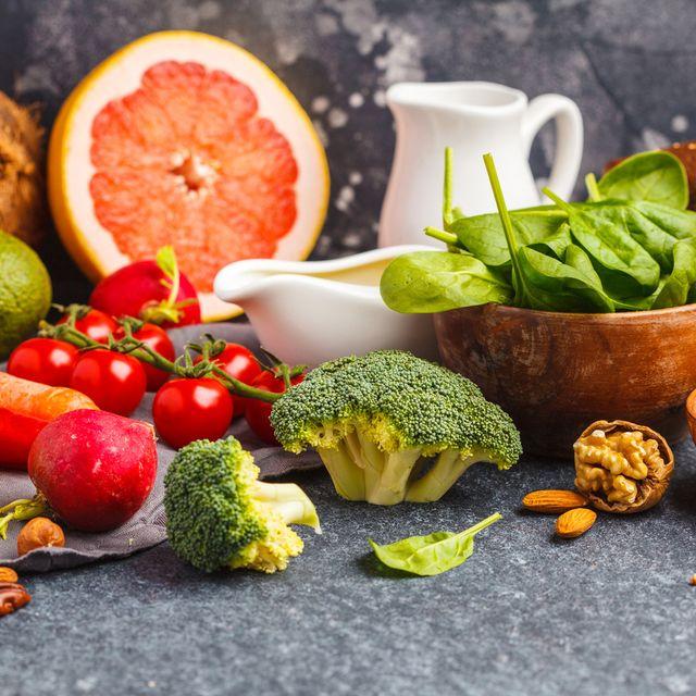 Natural foods, Food, Superfood, Vegan nutrition, Ingredient, Vegetarian food, Food group, Cuisine, Whole food, Dish,