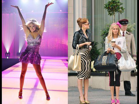 Leg, Bag, Style, Pink, Fashion accessory, Dress, Luggage and bags, Fashion, Waist, Dancer,