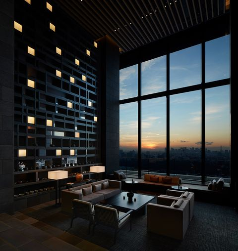 Architecture, Building, Interior design, Property, Room, Sky, Lighting, House, Design, Real estate,