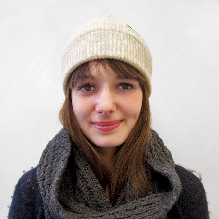 Lip, Cheek, Winter, Eyebrow, Textile, Wool, Headgear, Pattern, Knit cap, Woolen,