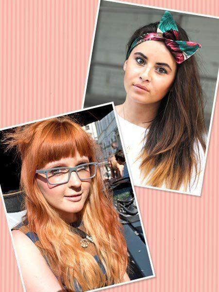 Eyewear, Nose, Vision care, Lip, Hairstyle, Eyebrow, Eyelash, Beauty, Costume accessory, Headpiece,