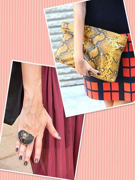 Finger, Wrist, Pattern, Textile, Hand, Nail, Fashion, Thumb, Peach, Design,