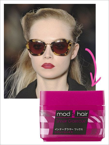 Eyewear, Nose, Vision care, Glasses, Lip, Mouth, Hairstyle, Sunglasses, Earrings, Magenta,