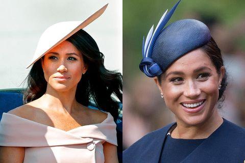 Hair, Clothing, Hairstyle, Headgear, Fashion, Hat, Headpiece, Fashion accessory, Hair accessory, Electric blue,