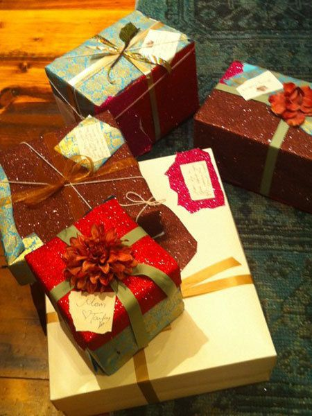 Red, Gift wrapping, Carmine, Present, Box, Paper product, Wedding favors, Ribbon, Party favor, Christmas,