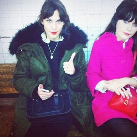 Jacket, Bag, Black hair, Fashion, Luggage and bags, Cool, Street fashion, Fur, Parka, Fur clothing,