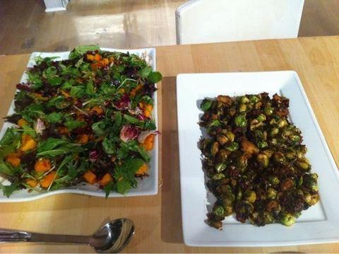 Food, Leaf vegetable, Tableware, Ingredient, Produce, Dishware, Vegetable, Cuisine, Recipe, Kitchen utensil,