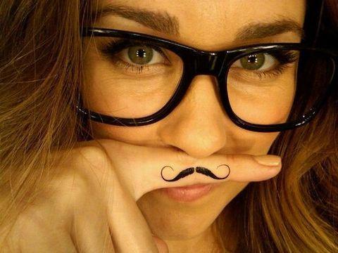 Eyewear, Vision care, Lip, Skin, Eyebrow, Eyelash, Beauty, Eye glass accessory, Jewellery, Nail,