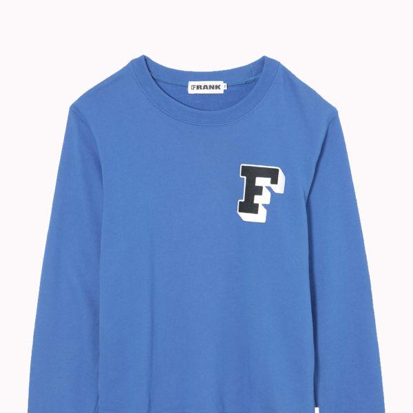 Blue, Product, Sleeve, Sportswear, Textile, Text, White, Electric blue, Aqua, Azure,