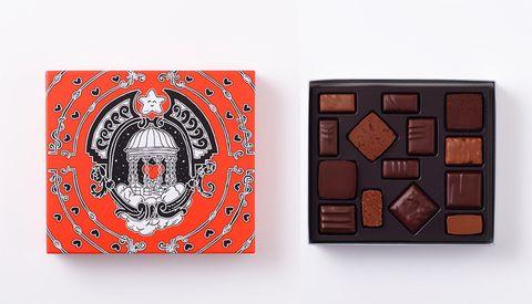Brown, Pattern, Chocolate, Rectangle, Maroon, Tan, Dessert, Visual arts, Circle, Square,