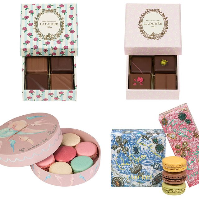 Pink, Pattern, Rectangle, Lavender, Circle, Peach, Paper product, Confectionery, Cosmetics, Creative arts,