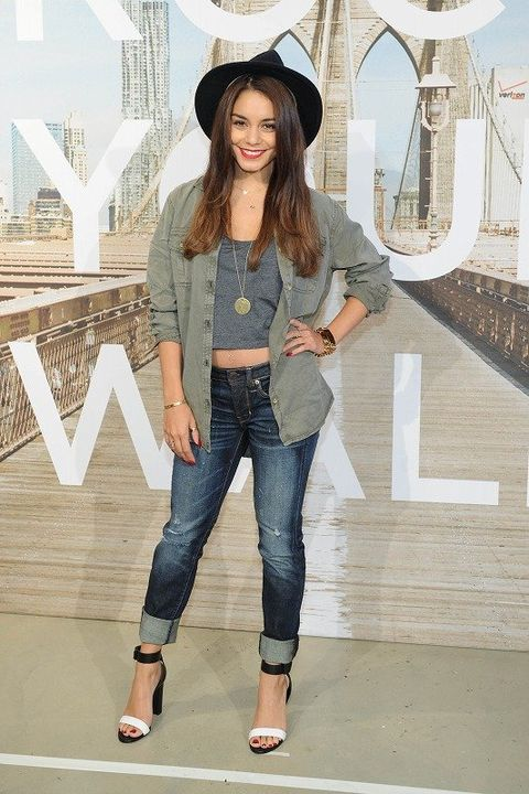 Clothing, Sleeve, Denim, Trousers, Jeans, Hat, Shoulder, Textile, Outerwear, Style,