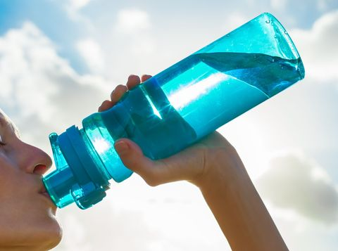 Fluid, Liquid, Bottle, Drinkware, Plastic bottle, Aqua, Azure, Turquoise, Teal, Bottle cap,