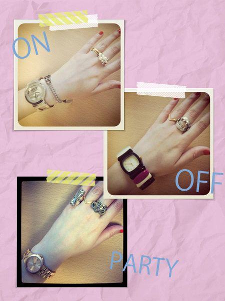 Finger, Yellow, Skin, Wrist, Photograph, Nail, Fashion accessory, Pattern, Purple, Pink,
