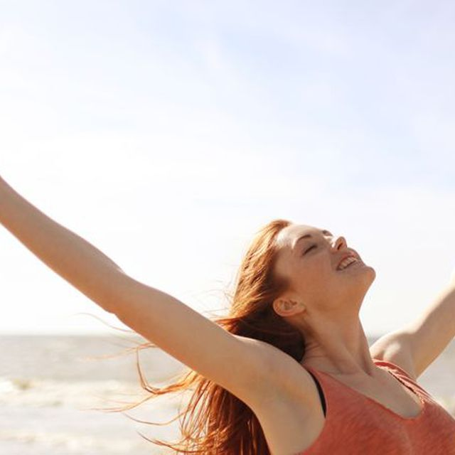 Arm, Finger, Hairstyle, Shoulder, Elbow, Photograph, Joint, Happy, Leisure, Rejoicing,