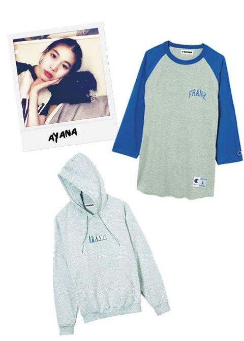 Sleeve, Textile, White, Fashion, Electric blue, Grey, Aqua, Street fashion, Fashion design, Brand,