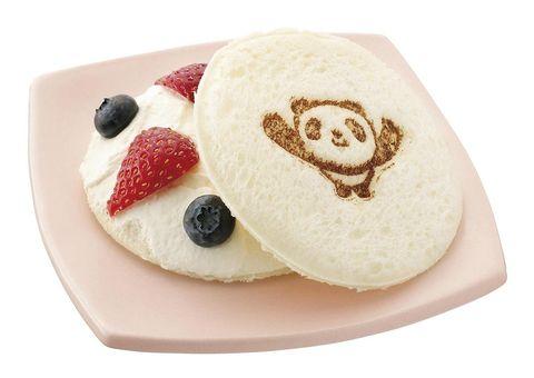 Food, Dish, Cuisine, Cream, Dessert, Ingredient, Smile, Frozen dessert, Recipe, Vanilla ice cream,