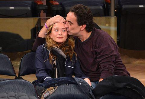 笑える衝撃写真 メアリー=ケイト・オルセン Mary-Kate Olsen and Olivier Sarkozy